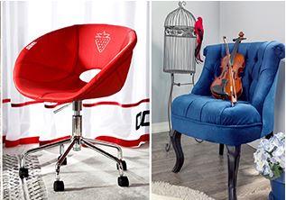 Cilek krzesła i fotele