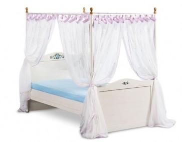 Flora dream pojedyncze XL łóżko 120cmx200cm