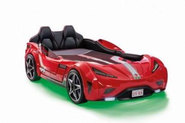 GTS Cilek - łóżko samochód czerwony