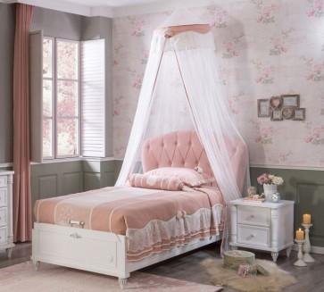 Romantic Cilek łóżko z pojemnikiem ( 100x 200cm)