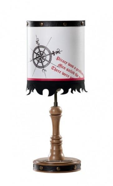 Lampka nocna Black Pirate