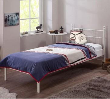 Royal narzuta na łóżko plus 2 ozdobne poduszki (90-100)