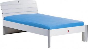 Cilek Active pojedyncze XL łóżko 120cmx200cm
