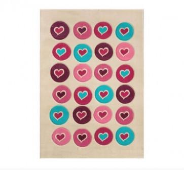Cilek Love dywan 133x190cm