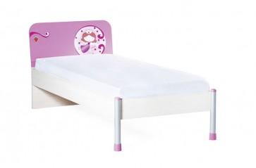 Łóżko pojedyncze Princess Cilek ( 90x200cm)