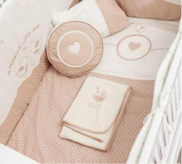 Cilek Romantic Baby komplet akcesorii do łóżeczka
