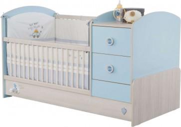 Cilek Baby Boy łóżeczko kompaktowe