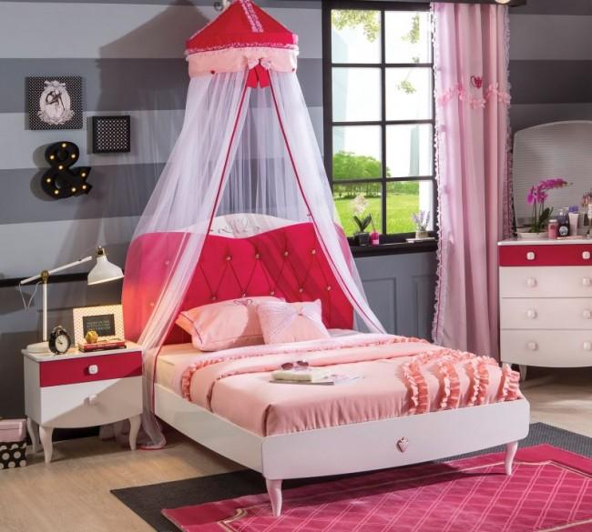 Yakut Xl łóżko 120cmx200cm