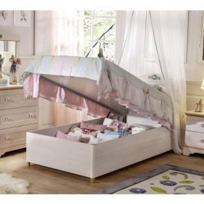 Flower łóżko z pojemnikiem
