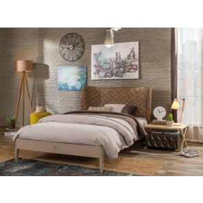 Lofter łóżko 120 x 200cm