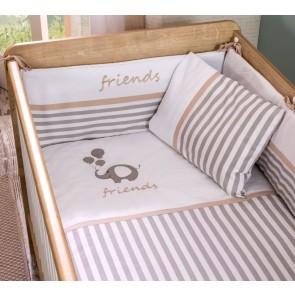Sleepy zestaw akcesoriów do łóżeczka (75x115 cm)