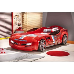 Cilek Biturbo łóżko samochód- kolor czerwony
