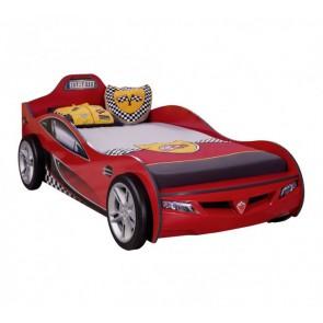 Cilek Coupe łóżko samochód- kolor czerwony
