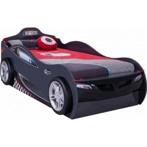 Cilek Coupe łóżko z szufladą samochód- kolor czarnym