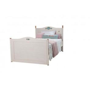 Flora pojedyncze XL łóżko 120cmx200cm
