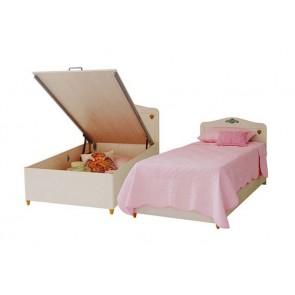 Flora łóżko tapczan 90cmx190cm