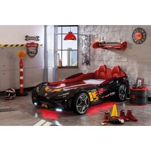 GTS Cilek - łóżko samochód czarny