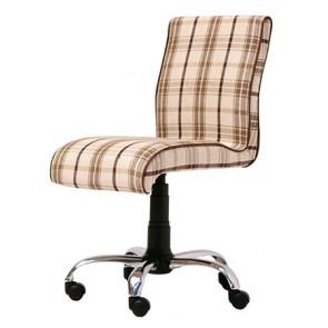 Krzesło obrotowe Plaid