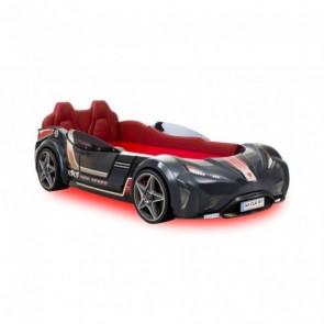 GTi Cilek - łóżko samochód antracyt