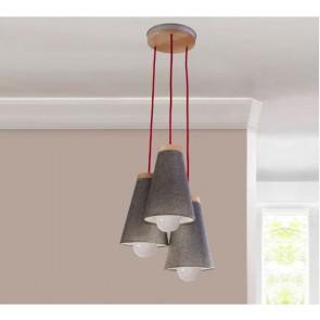 Cilek Trio lampa sufitowa