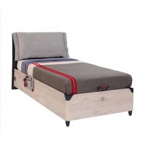 Cilek Trio łóżko z pojemnikiem ( 100x200cm)