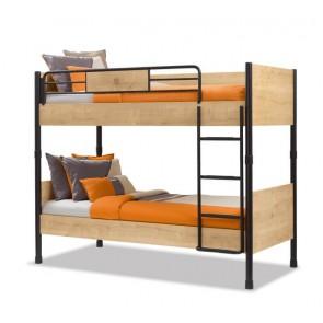 Mocha łóżko piętrowe