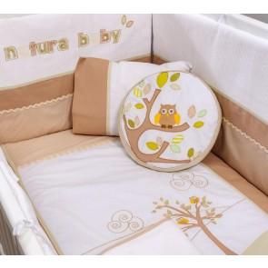 Natura Baby zestaw akcesoriów do łóżeczka (75x115 cm)