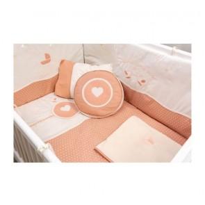 Cilek Romantic Baby komplet akcesorii do łóżeczka (80 x 130)