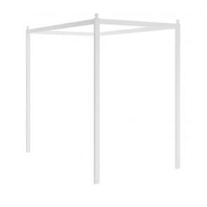 Rustic konstrukcja do baldachimu do łóżka 120x200 cm