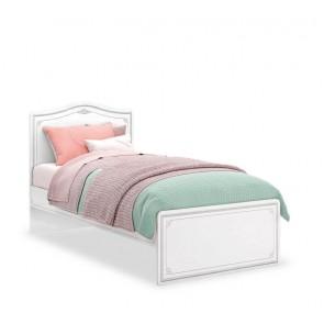 Selena Grey łóżko 100 x 200 cm
