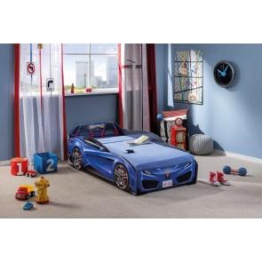 Spyder Cilek łóżko samochód ( 70x130cm) kolor niebieski